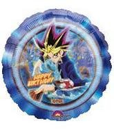 Yu-gi-oh Happy Birthday Balloon by Anagram/MD