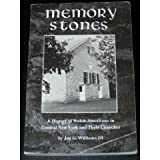Memory Stones: A History of Welsh-Americans in Central New York and Their Churches