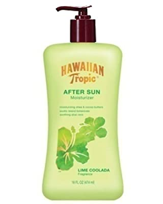 Hawaiian Tropic Lime Coolada After Sun Moisturizer-16 Oz from Energizer