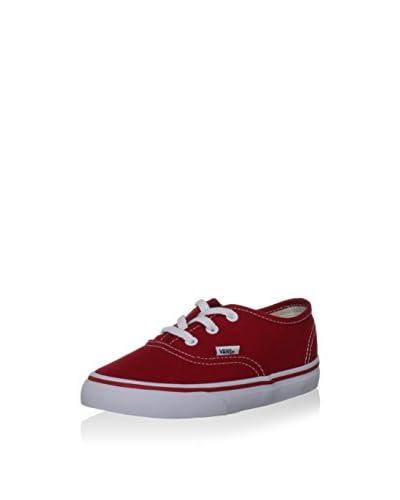 Vans Sneaker Authentic rot EU 30.5