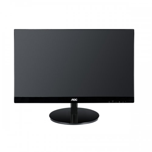 AOC #I2769VM Value i2769Vm 27 LCD Monitor - 16:9 - 5 ms 1920 x 1080 Speakers - HDMI - VGA - Black монитор 27 aoc i2769vm серебристый черный ips 1920x1080 250 cd m^2 5 ms vga hdmi displayport аудио