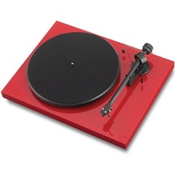 Pro-ject - Debut Iii Gloss Red Turntable from PRO-JECT