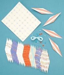 Making Memories Sarah Jane Children At Play Mini Pennant Kit Boy; 3 Items/Order