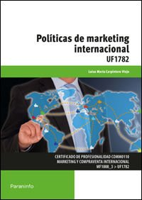UF1782 - POLITICAS DE MARKETING INTERNACIONAL