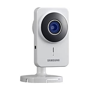 Samsung SmartCam Wireless Day/Night Video Monitoring IP Camera with Wi-Fi Direct Setting - New Updated Version 2.0 / Manufacture Refurbished