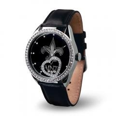 New Orleans Saints NFL Beat Series Ladies Watch Sports Fashion Jewelry by NFL