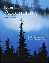 Essentials of Accounting 10th (tenth) edition Text Only