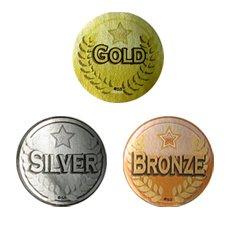 Medals won