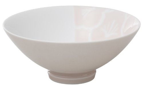 有田焼 匠の蔵 口福(こうふく)なお茶漬け碗シリーズ 碗 (小) 雪梅 T7102