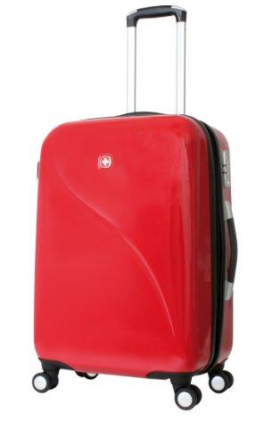 Trolley Koffer Set 3 tlg. - EVO - Rot von Wenger