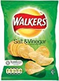 Walkers Salt and Vinegar Crisps - 1.2oz by Walkers [並行輸入品]