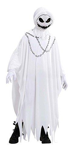 Widmann 74626 - Costume 'Fantasma Maligno' in Taglia 5/7 Anni