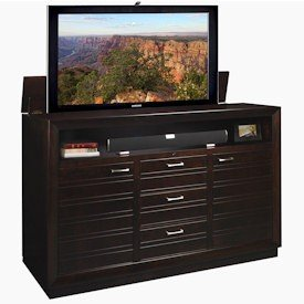 Cheap TV Lift Cabinet Concord TV Stand (AT006313)