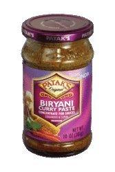 Patak's Biryani Curry Paste (Medium) 283gms(Pack
