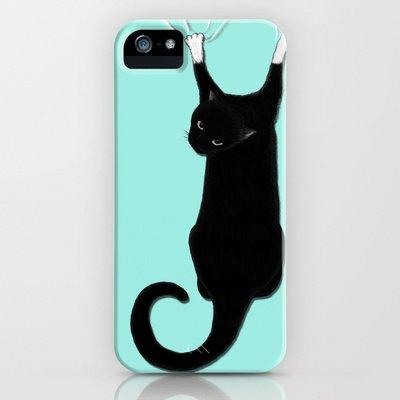 Society6/ソサエティシックス iphone5ケース  ねこ ネコ Hang