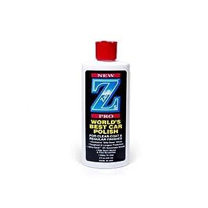 Zaino Z5 PRO Show Car Polish for Swirls Fine Scratches (236ml)