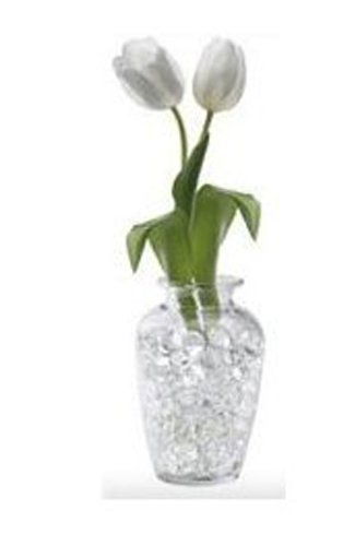 Water Pearls-Clear-Centerpiece Wedding Tower Vase Filler-Makes 6 Gallons (8 Oz Pack)