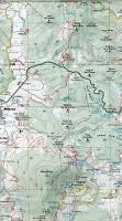 Garrotxa: PN De La Zona Volcanica Map and Hiking Guide