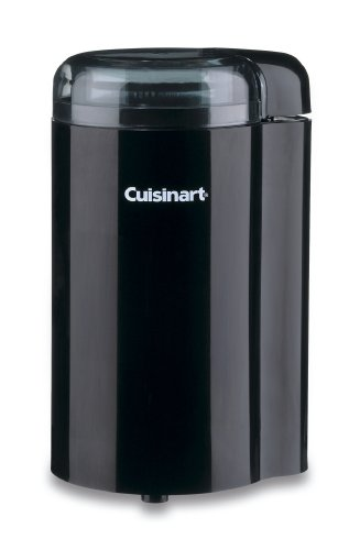Cuisinart DCG-20BK Coffee Bar Coffee Grinder, Black Discount