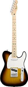 Fender Standard Telecaster, Maple Fretboard - Brown Sunburst
