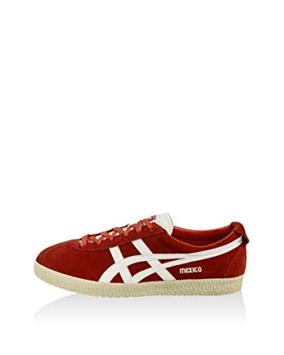Onitsuka Tiger Sneaker Mexico Delegation rot/weiß