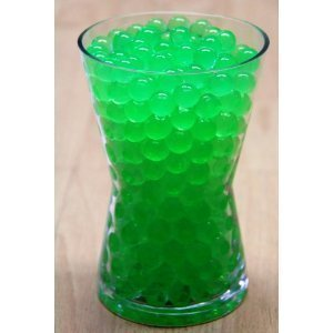 2oz Jelly BeadZ® Water Bead Gel- GREEN