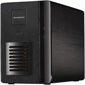 Lenovo IX2 2-Bay, 2TB (2HD x 1TB) Network Storage