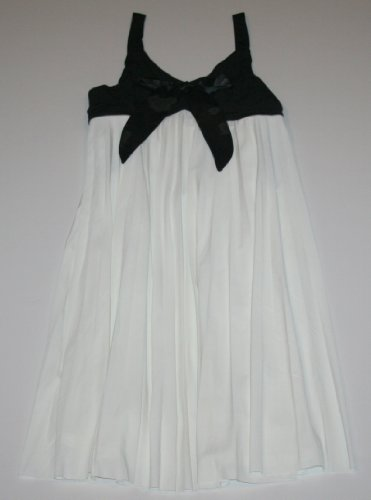 Byer Pleated Baby Doll Dress