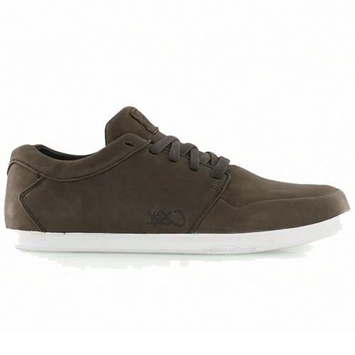 K1X LP Low sneaker uomo Coffee Bean marrone nero bianco, nuovo, Marrone (marrone), 7