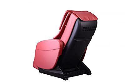 New Red Full Body Zero Gravity Shiatsu Massage Chair Recliner 3D Massager Heat