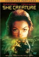 High Quality New Columbia Tristar Studios She Creature Product Type Dvd Horror Motion Picture Video Domestic