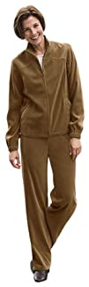 Orvis Country Suede Jogger  Petite