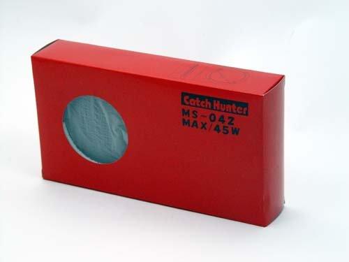 CatchHunter 完全防水2WAY4インチスピーカー最大入力45W  MS-042 MAX/45W