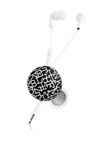 Triple C Designs In-The-Ear Smartbudz 2 Headphones, Crossword