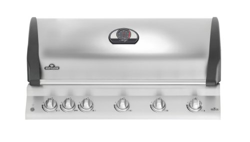 Check Out This Napoleon Mirage 730 Built-In Natural Gas Grill Infrared Rear Burner