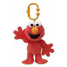 Sesame Street Elmo Teether Baby - 1