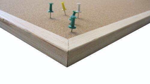 Imagen principal de Idena 568016 IDENA - Pizarra con tablón de corcho (aprox. 40 x 60 cm) [Importado de Alemania]