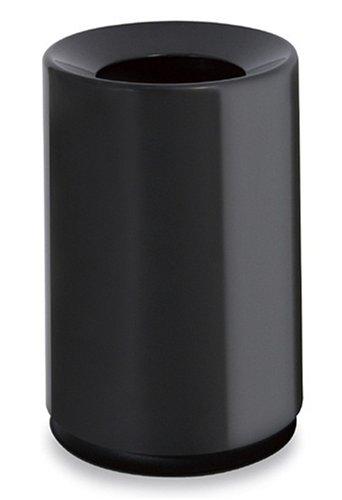 ideaco New TUBELOR ゴミ箱 ブラック
