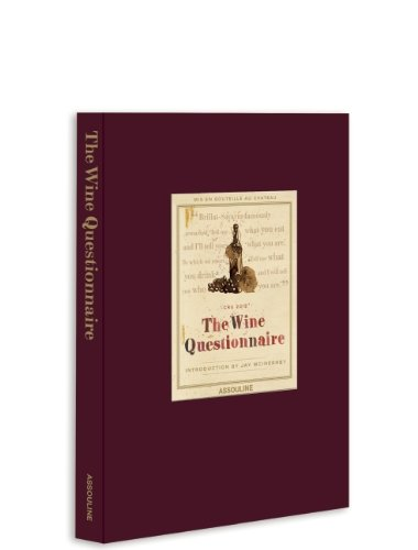 Wine Questionnaire