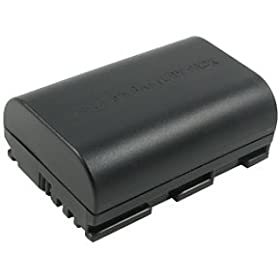 Replacement LP-E6 Equivalent Battery for the Mark 5D II, 7D, 60D