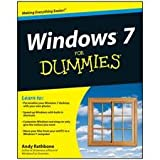 Windows 7 For Dummies Book + DVD Bundle