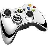 Microsoft 360 Wireless Controller Silver XBox 360 Accessories