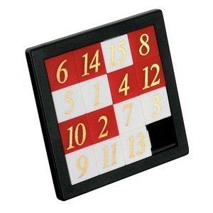 Toysmith Number Slide Puzzle - 1