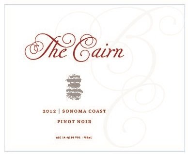 2012 Bougetz Cellars The Cairn Sonoma Coast Pinot Noir 750 Ml