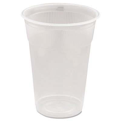 Plastic Cup in White