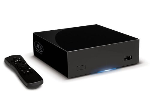 LaCinema Mini HD Wi-Fi 500GB Media Center
