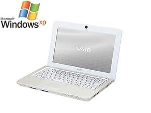 ソニー(VAIO) VAIO Wシリーズ W119 ホワイト 10.1型ウルトラワイド XP Home VPCW119XJ/W