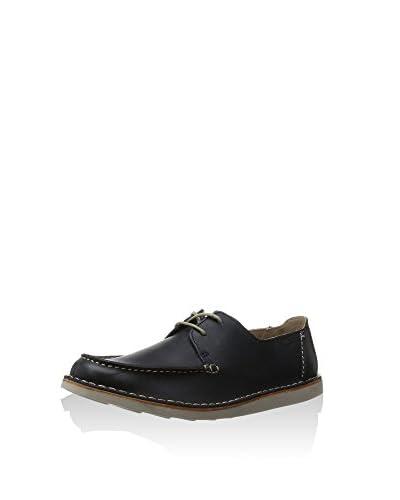 Clarks Zapatos de cordones Brinton Craft Azul Marino