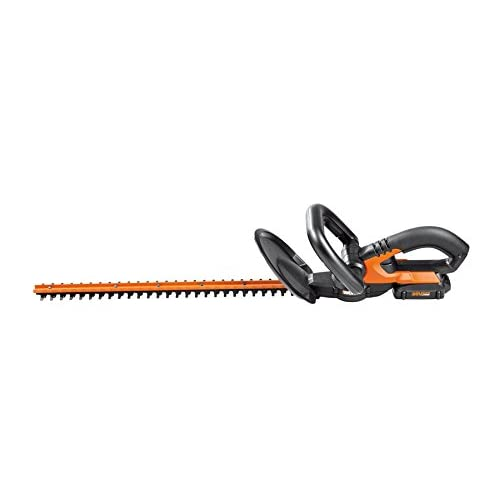 WORX WG255.1 20V Cordless Hedge Trimmer, 20