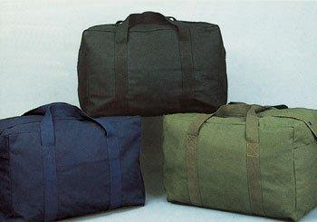 Rothco Parachute Cargo Duffle Bag - Black